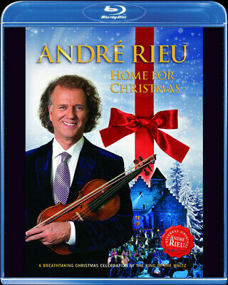 ANDRE RIEU:HOME FOR CHRISTMAS Blu-ray Highly Rated EBay Seller Great Prices • 14.77£