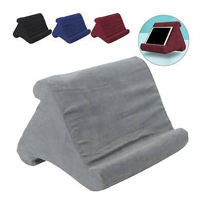 AU18.49 • Buy Tablet Pillow Stand For IPad Phone Reading Bracket Holder Portable Cushion Pad