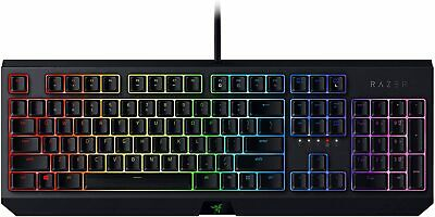 AU169 • Buy Razer BlackWidow Chroma 2019 Mechanical Gaming Keyboard - Green Switches - NEW