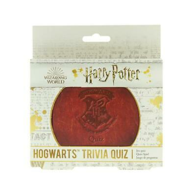 £4.99 • Buy Hogwarts Trivia Quiz Officially Licensed Harry Potter General Knowledge Game