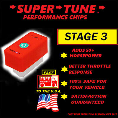 $34.48 • Buy Power Tuner Chip Fits 2005-2014 Ford Mustang - Performance Tuning Programmer RED