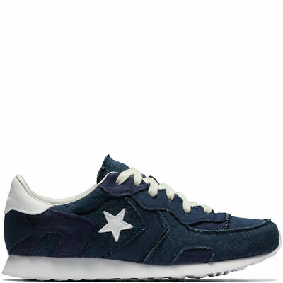 $ CDN59.62 • Buy Converse X JW Anderson Unisex Thunderbolt Ox Denim Lace Up Casual Trainers