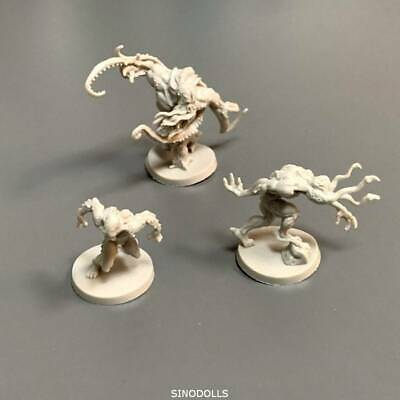 AU6.36 • Buy 3pcs Dungeons & Dragons DND Role Playing Miniatures Board Game Figure