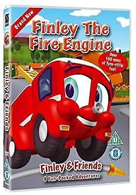Finley The Fire Engine [DVD], , Used; Good DVD • 2.19£