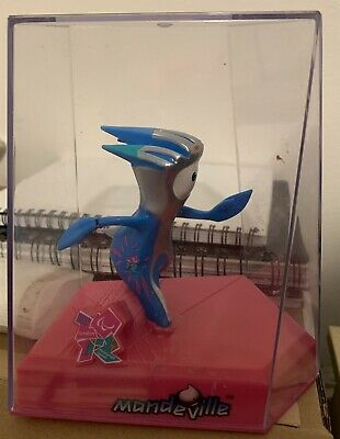 £4 • Buy London 2012 Paralympic Mascots Real Merchandise Mandeville