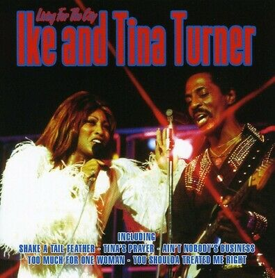Ike And Tina Turner : Living In The City CD (2008) Expertly Refurbished Product • 3.05£