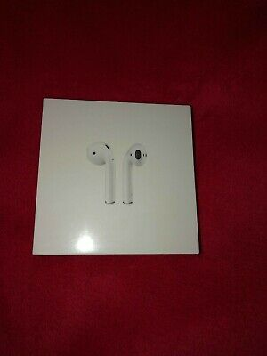 $ CDN190 • Buy Apple AirPods 2nd Generation With Charging Case - White BNIB Sealed