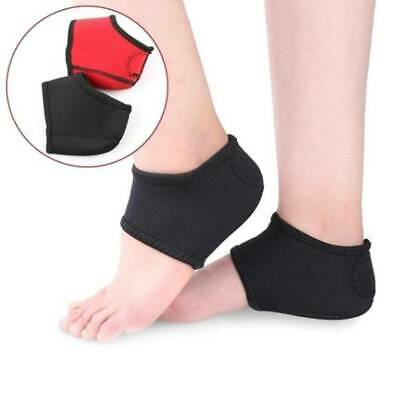 2X Plantar Fasciitis Socks Foot Heel Ankle Wrap Pad Pain Relief Arch Support UK • 2.99£