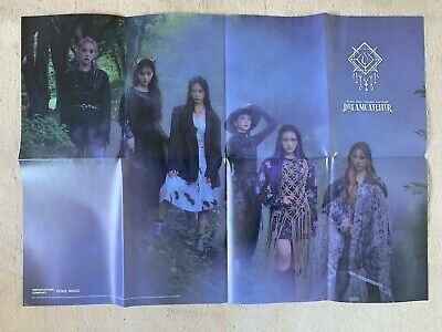 Kpop Dreamcatcher Official Dystopia : Lose Yourself Folded Poster • 3.99£