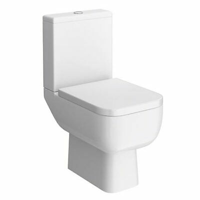 £122.75 • Buy RAK Series 600 Toilet With Cistern And Soft Close Seat