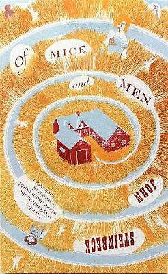 Of Mice And Men By John Steinbeck (English) Paperback Book Free Shipping! • 7.05£