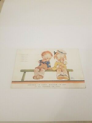 Mabel Lucie Atwell Postcard.     L/827 • 2.99£