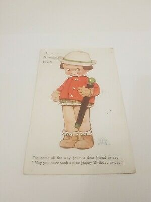Mabel Lucie Atwell Postcard.       L/829 • 3.49£
