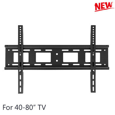 AU21.99 • Buy TV Wall Mount Bracket Plasma Flat LCD LED 40 -80  40 45 50 55 60 65 70 75 80Inch