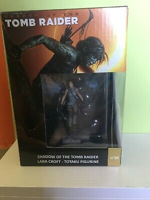 Lara Croft ~ Shadow Of The Tomb Raider ~ Figure No.30 Totaku Brand New BIG BOX • 41£