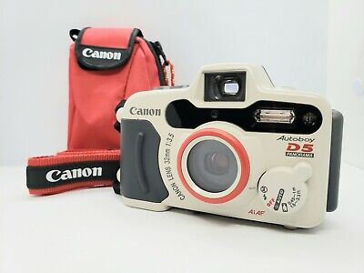 [TOP MINT W/Case+Strap] Canon Autoboy D5 Panorama Underwater Camera JAPAN #139 • 126.16£
