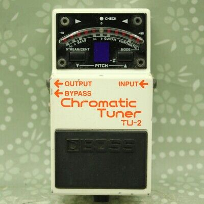 $ CDN65.97 • Buy BOSS TU-2 Chromatic Tuner Guitar Pedal (VU61154)