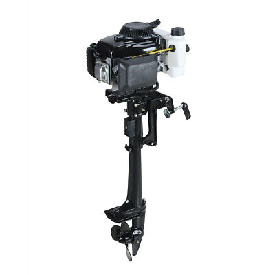 AU539 • Buy Outboard Motor 4-strok 4HP For Kayak Inflatable Boats