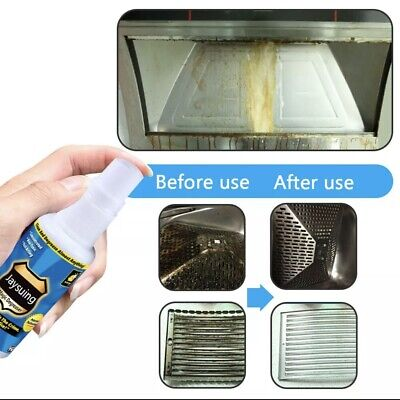 £4.99 • Buy Grease Police Magic Degreaser Cleaner Spray Kitchen Home Degreaser Dilute Dirt