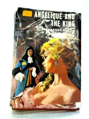 £23 • Buy Angélique And The King (Sergeanne Golon - 1960) (ID:34911)