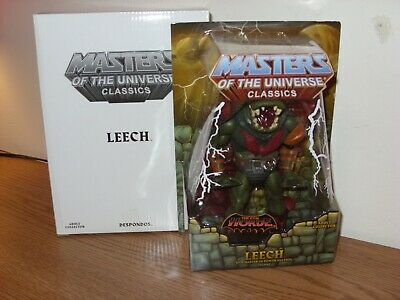 $110 • Buy Masters Of The Universe Classics Leech Sealed With Mailer Box MOTU