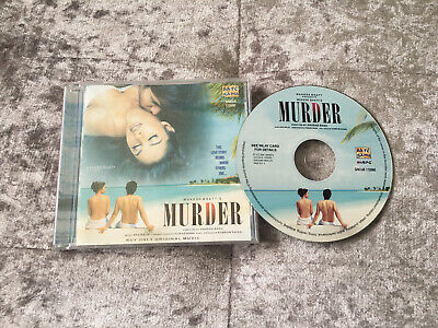 MURDER ~ Music CD ~ Anu Malik ~ BOLLYWOOD * INDIAN * HINDI * • 9.95£