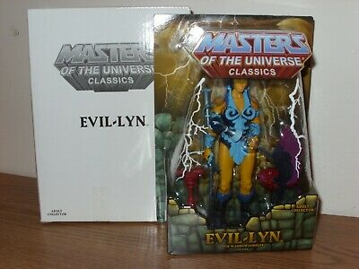 $90 • Buy Masters Of The Universe Classics Evil-Lyn Sealed W Mailer Box MOTU