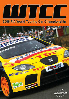 World Touring Car Review 2008 [DVD], New, DVD, FREE & FAST Delivery • 15.09£