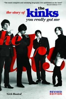 The Story Of The Kinks: You Really Got Me By Nick Hasted (Paperback) Great Value • 9.88£