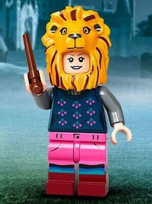Lego Harry Potter 71028 Series 2 - No. 5 Luna Lovegood - New/Sealed • 2.79£
