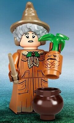 $ CDN4.14 • Buy Lego Harry Potter 71028 Series 2 - No. 15 Professor Sprout - New/Sealed