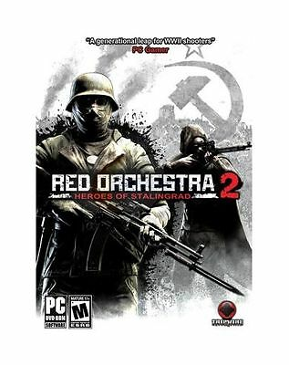 £9.35 • Buy Red Orchestra 2: Heroes Of Stalingrad - PC