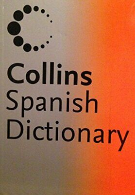 Spanish Dictionary, , Used; Good Book • 2.19£