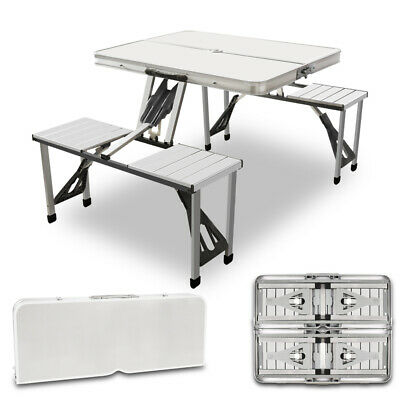 Aluminum-alloy-Folding-Table-camping-caravan-motorhome-picnic-bbq-boat-beach-UK