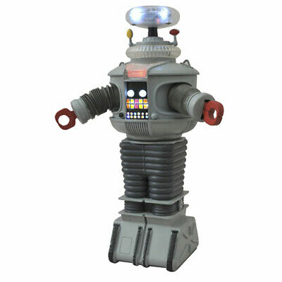 AU129 • Buy Lost In Space B-9 Electronic Robot Action Figure-New Stock