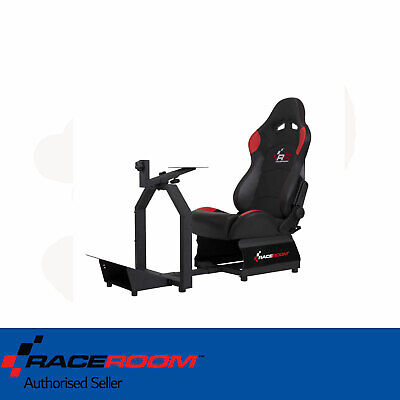 £379 • Buy RACEROOM RR3033 Game Seat Racing Chair PC/XBOX/PS4 *QUICK DELIVERY*