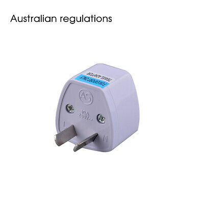 AU15.99 • Buy US To AU Conversion Plug Adapter Australia Travel Adapter Charger