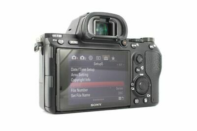 $ CDN2419.89 • Buy Sony Alpha A7 III Mirrorless Digital Camera Body ILCE7M3/B NEW In Box USA 386038