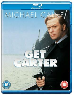 Get Carter - Blu-ray Region A Free Shipping! • 12.85£