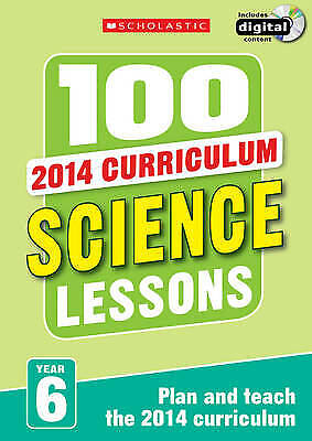 100 Science Lessons: Year 6, Hollin, Paul • 20.13£
