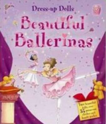 Sticker And Activity Book: Beautiful Ballerinas: Dress Up Dolls (Paperback / • 2.40£
