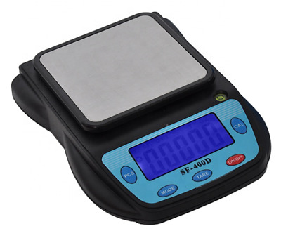 AU79.99 • Buy Digital Electronic Scales 500g X 0.01g Balance Weigh LCD Display Lab Industrial