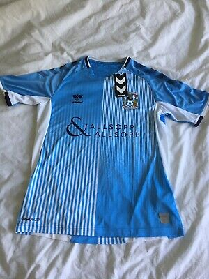 £60 • Buy Coventry City Fc Home Shirt 2019/20. Size Large.