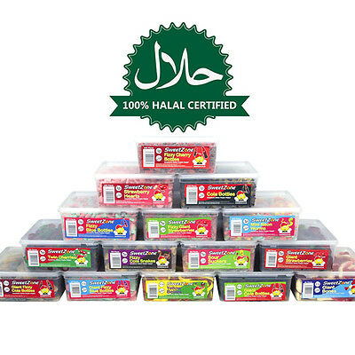 Sweet Zone 1 Full Tub Sweets Wholesale Discount Favours Treats Party Candy Box • 9.99£