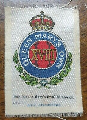 £2.99 • Buy BDV Cigarettes Silk 18th Queen Mary's Own Hussars