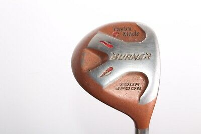 Taylormade Burner Tour Spoon Taylormade Bubble Regular Flex Graphite Shaft • 19.99£