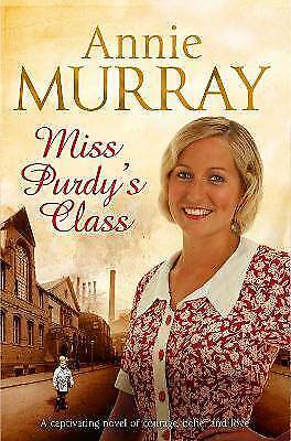 Miss Purdy's Class, Annie Murray,  Paperback • 8.64£