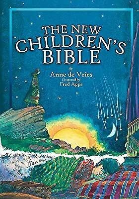 New Childrens Bible (Colour Books), Vries, Anne De, Used; Good Book • 2.96£