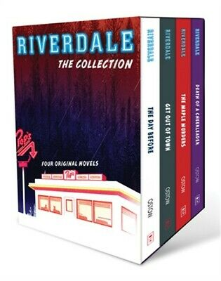 $ CDN44.67 • Buy Riverdale: The Collection (Novels #1-4 Box Set) (Mixed Media Product)
