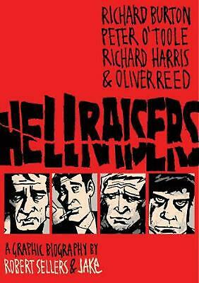 Hellraisers By Robert Sellers (English) Paperback Book Free Shipping! • 20.49£